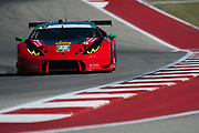 May 4-6, 2017: IMSA Sportscar Showdown at Circuit of the Americas. 48 Paul Miller Racing, Lamborghini Huracan GT3, Bryan Sellers, Madison Snow