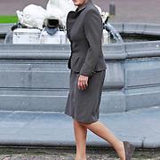 NLD/Apeldoorn/20110913 - Prinses Margriet ontvangt erebestuur Internationaal Paralympisch Comite, Prinses Margriet