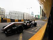 Enaam AHMED, GBR, Hitech GP Dallara-Mercedes <br /> <br /> 65th Macau Grand Prix. 14-18.11.2018.<br /> Suncity Group Formula 3 Macau Grand Prix - FIA F3 World Cup<br /> Macau Copyright Free Image for editorial use only