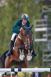 Lynch Denis, (IRL), All Star <br /> First Round<br /> Furusiyya FEI Nations Cup Jumping Final - Barcelona 2015<br /> © Dirk Caremans<br /> 24/09/15