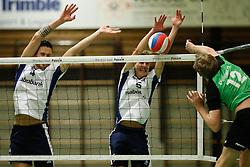 20161126 NED: Beker, Sliedrecht Sport - Pelster Cito: Sliedrecht <br />Michael van Leeuwe, Yorick de Groot of Sliedrecht Sport, Jurjen Hellinga of Pelster Cito <br />©2016-FotoHoogendoorn.nl / Pim Waslander