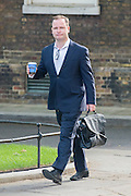 © Licensed to London News Pictures. 08/07/2014. Westminster, UK Craig Oliver on Downing Street today 8th July 2014 ahead of the weekly cabinet meeting. Photo credit : Stephen Simpson/LNP