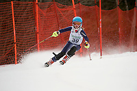 Tony Buttinger Memorial Slalom at Gunstock February 14, 2010...1st run J4