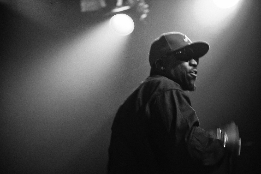 Big Boi performs @ The Independent in San Francisco, CA  2/08/11