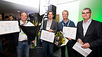 BUSSUM - NVG / NGF/ PGA congres 2018. The drive to happiness.  Awards . rechts Peter Rijneveldshoek.  COPYRIGHT KOEN SUYK