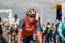 ARASHIRO Yukiya of Bahrain Merida Pro Cycling Team after the UCI WorldTour 103rd Liège-Bastogne-Liège from Liège to Ans with 258 km of racing at Ans, Belgium, 23 April 2017. Photo by Pim Nijland / PelotonPhotos.com | All photos usage must carry mandatory copyright credit (Peloton Photos | Pim Nijland)