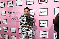 Rosario Dawson attends Klarna STYLE360 NYFW Hosts Studio 189 By Rosario Dawson And Abrima Erwiah Runway Show Sponsored By Klarna USA