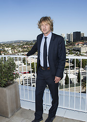 June 12, 2017 - Hollywood, California, U.S. - OWEN WILSON Promotes 'Cars 3.' (Credit Image: © Armando Gallo via ZUMA Studio)