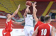 DESCRIZIONE : Skopje torneo internazionale Italia - Polonia<br /> GIOCATORE : Luigi Datome<br /> CATEGORIA : nazionale maschile senior A <br /> GARA : Skopje torneo internazionale Italia - Polonia <br /> DATA : 27/07/2014 <br /> AUTORE : Agenzia Ciamillo-Castoria