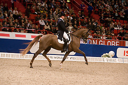 Jorissen Phillipe (BEL) - Le Beau<br /> Stockholm International Horse Show 2009<br /> Photo© Hippo Foto - Rinaldo de Craen