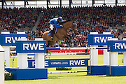 Alvaro de Miranda - AD Rahmannshof's Bogeno<br /> World Equestrian Festival, CHIO Aachen 2012<br /> © DigiShots