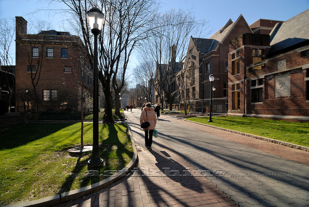 Campus of Penn
