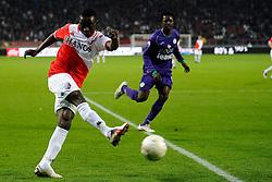 14-04-2010 VOETBAL: FC UTRECHT - FC GRONINGEN: UTRECHT<br /> Nana Asare<br /> ©2010-WWW.FOTOHOOGENDOORN.NL