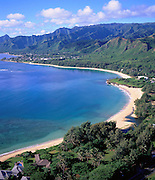 Pounders Beach, Hau'ula, Oahu, Hawaii, USA<br />