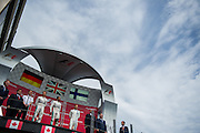 June 5-7, 2015: Canadian Grand Prix: Lewis Hamilton (GBR), Mercedes, Nico Rosberg  (GER), Mercedes , Valtteri Bottas (FIN), Williams Martini Racing