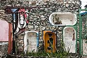 Cuba, Havana, Artist's street