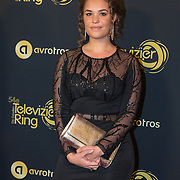 NLD/Amsterdam/20191009 - Uitreiking Gouden Televizier Ring Gala 2019, Annefleur van den Berg