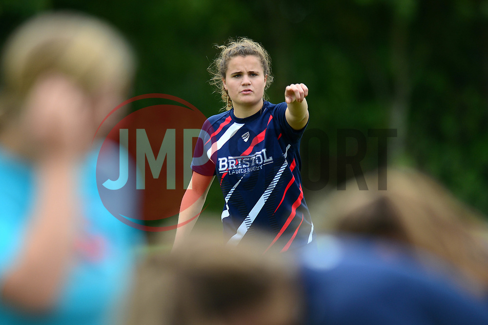 Lucy Attwood of Bristol Rugby Ladies - Mandatory by-line: Dougie Allward/JMP - 25/08/2016 - FOOTBALL - Cleve RFC - Bristol, England - Bristol Rugby Ladies