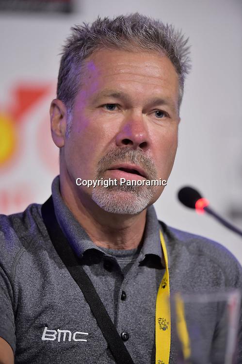 BMC Racing Team General Manager Jim Ochowicz