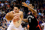NBA: Toronto Raptors at Phoenix Suns//20161229