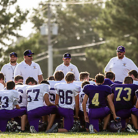 08-22-14 Jr. High Purple & Gold Game