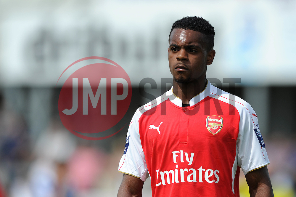 Arsenal's Tyrell Robinson - Photo mandatory by-line: Dougie Allward/JMP - Mobile: 07966 386802 - 18/07/2015 - SPORT - Football - Bristol - Memorial Stadium - Pre-Season Friendly