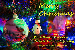 Christmas Tree<br />  20 December 2016<br />  Copyright Paul David Drabble<br />  www.pauldaviddrabble.co.uk