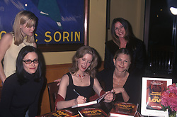 Feb 10, 1999 - Los Angeles, CA, USA - LAURA DAY at the 'Practical Intuition in Love' book signing with Reese Witherspoon, Jennifer Aniston Soleil Moon Frye and Courteney Cox. (Credit Image: © Kathy Hutchins/ZUMA Press)