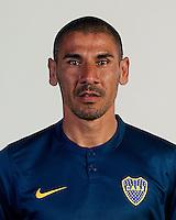 Argentina League - Primera Division 2015 / <br /> Club Atletico Boca Juniors - Argentina - <br /> Daniel Díaz