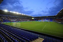 22 August 2017 -  EFL Cup Round Two - Reading v Millwall - A poor attendance for the match with hundreds of seats empty and stands closed - Photo: Marc Atkins/Offside