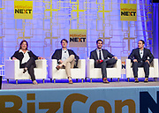 Marijuana Business Daily's MJBizConNEXT convention and trade show at the New Orleans Morial Convention Center on May 9, 2018; Anne Holland Enterprises