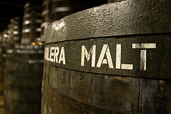 UK SCOTLAND DUFFTOWN 24JUN04 - The Solera Malt vat at the dunnage warehouse at the Glenfiddich destillery in Dufftown, Scotland, the world's Whisky capital. Glenfiddich is the largest family-owned single malt Whisky destillery worldwide with 80% of production destined for export.....jre/Photo by Jiri Rezac for Frankfurter Allgemeine....© Jiri Rezac 2004....Contact: +44 (0) 7050 110 417..Mobile:  +44 (0) 7801 337 683..Office:  +44 (0) 20 8968 9635....Email:   jiri@jirirezac.com..Web:    www.jirirezac.com....© All images Jiri Rezac 2004 - All rights reserved.