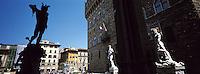 Florence - piazza della Signoria<br /> Tuscany - Italy