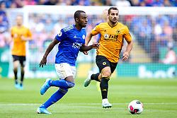 Ricardo Pereira of Leicester City - Mandatory by-line: Robbie Stephenson/JMP - 11/08/2019 - FOOTBALL - King Power Stadium - Leicester, England - Leicester City v Wolverhampton Wanderers - Premier League