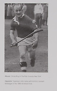 Christy Ring in The Polo Grounds New York.