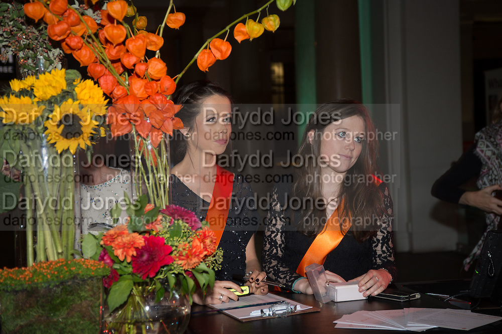 JULIETTE REES JONES; CLARA REES JONES; , Action Against Cancer 'A Voyage of Discovery' fundraising dinner at the Science Museum on Wednesday 14 October 2015.
