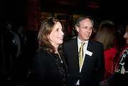 Paul Ruddock , Opening of Blood on Paper: the art of the Book. V & A. Museum. London. 14 April 2008. Afterwards there was a dinner hosted by Lady Foster.  *** Local Caption *** -DO NOT ARCHIVE-© Copyright Photograph by Dafydd Jones. 248 Clapham Rd. London SW9 0PZ. Tel 0207 820 0771. www.dafjones.com.