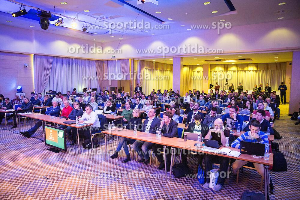 Sports marketing and sponsorship conference Sporto 2015, on November 20, 2015 in Hotel Slovenija, Congress centre, Portoroz / Portorose, Slovenia. Photo by Vid Ponikvar / Sportida