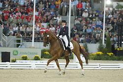 BIGWOOD Fiona, Wie-Atlantico De Ymas<br /> Kentucky - Alltech FEI WEG 2010<br /> /Stefan Lafrentz