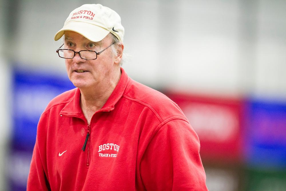 Boston University Valentine Indoor track & field meet: