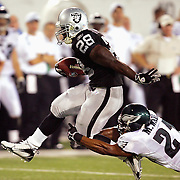 2006 Eagles vs Raiders Hall of Fame Game