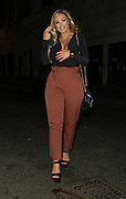 Holly Hagan celebrate the latest season of In The Style in London<br /> ©Exclusivepix Media