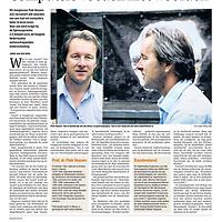 Parool 11 juni 2013: VU-hoogleraar Piek Vossen (Spinozapremie)