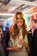 Pictured: Kelly Bensimon. Caption: December 18, 2014. DailyMail.com launch event. Location: DailyMail.com office, Astor Place, NYC. Photography by Margarita Corporan/Demotix.