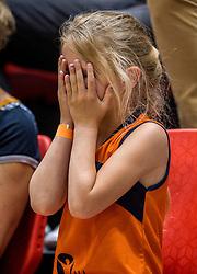 04-06-2016 NED: Nederland - Duitsland, Doetinchem<br /> Nederland speelt de tweede oefenwedstrijd in Doetinchem en verslaat Duitsland opnieuw met 3-1 / Support, Oranje publiek, jeugd