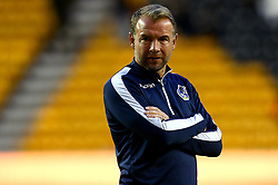 Bristol Rovers assistant manager Marcus Stewart - Mandatory by-line: Robbie Stephenson/JMP - 19/09/2017 - FOOTBALL - Molineux - Wolverhampton, England - Wolverhampton Wanderers v Bristol Rovers - Carabao Cup