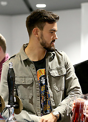 Marlon Pack of Bristol City arrives for the City Foundation Quiz night - Mandatory by-line: Robbie Stephenson/JMP - 19/09/2016 - FOOTBALL - Ashton Gate - Bristol, England - Bristol City Community Trust Quiz