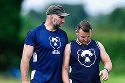 John Muldoon looks on during week 1 of Bristol Bears pre-season training ahead of the 19/20 Gallagher Premiership season - Rogan/JMP - 03/07/2019 - RUGBY UNION - Clifton Rugby Club - Bristol, England.