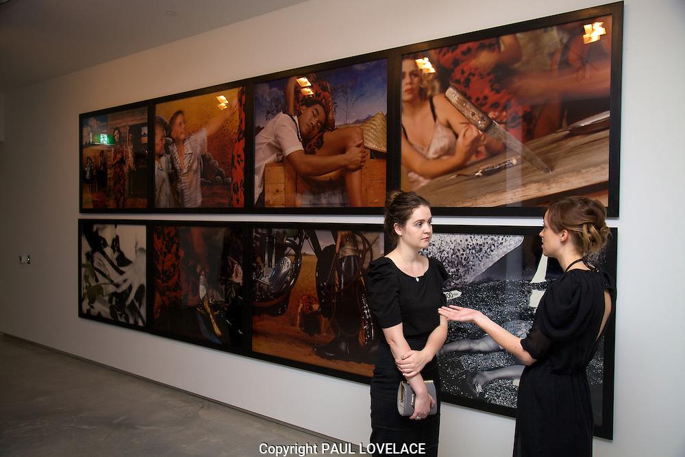 The new Museum of Contemporary Art, Sydney Australia opens today..Tracey Moffatt Photographs.Artist Tracey Moffatt's work