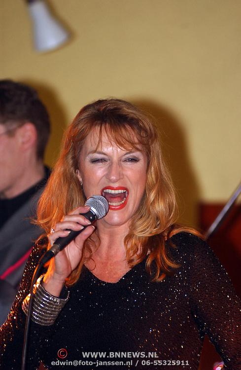 Jazz festival Spant Bussum, optreden Lisa Boray